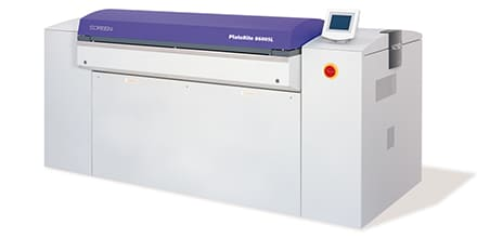 CTP Screen PlateRite 8600SL